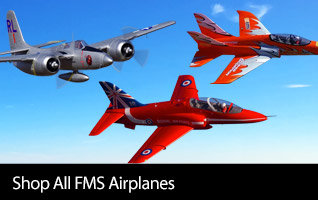 Shop all FMS RC Airplanes - Warbirds, EDF Jets, Gliders and more!