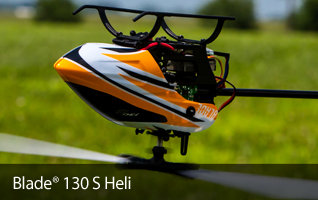 Blade 130 S Collective Pitch RC Helicopter with SAFE Technology