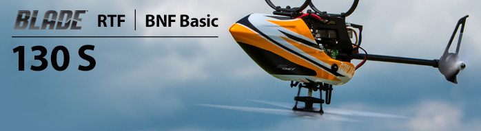 Blade 130 S Collective Pitch Mini RC Helicopter