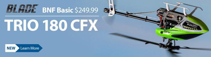 Blade Trio 180 CFX Helicopter Tri Rotor Blade