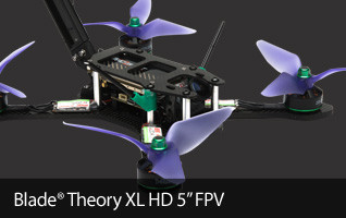 Blade Theory XL HD 5 inch in race drone FPV