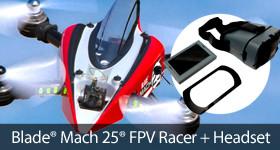 Blade Mach 25 Bundle FPV Race Drone