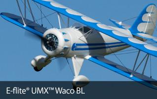 E-flite UMX Waco BL