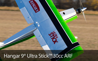 Hangar 9 Ultra Stick 30cc 81-inch ARF Giant Scale Sport RC Airplane