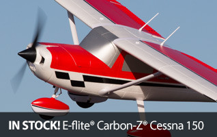 E-flite Cessna BNF PNP 182 EFL1450