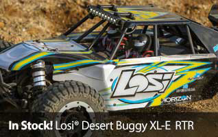 Losi Desert Buggy DB XL E Electric 1/5 large scale RTR Ready To Run