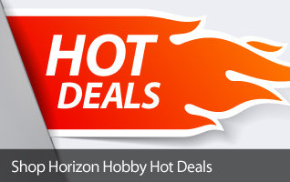 Shop Horizon Hobby RC Hot Deals!