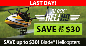 Save up to $30 off select Blade Helicopters Heli RTF BNF