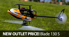 Save Blade 130 S Helicopter Heli Outlet Price cut Sale