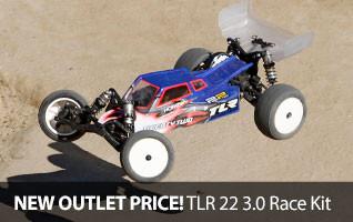 TLR 22 3.0 Race Kit TLR03006