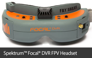 Spektrum Focal Headset