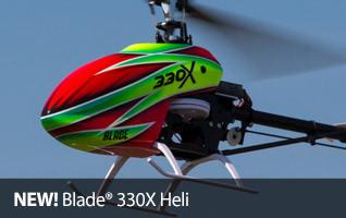 Blade 330X Heli Helicopter BNF Basic RTF