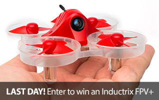 Enter to Win Blade Inductrix FPV + Plus BNF Bind N Fly Sweepstakes Giveaway BLH9680