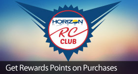 Buy Stuff, Get Points with the Horizon RC Club