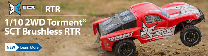 ECX Torment 2WD SCT Short Course Truck RTR Ready to run