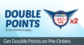 Earn Double Points on Pre-Orders and New Releases