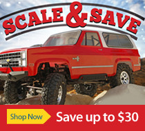 Save up to $30 on Scale RC Vehicles with coe GOCRAWL