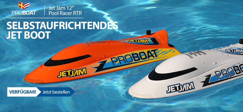 Pro Boat Jet Jam RTR Pool Racer