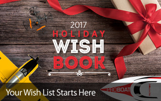 Horizon Hobby Hobby Shop Wishbook 2017