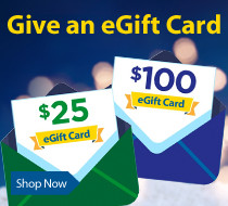 Give the gift that keeps on giving with Horizon Hobby E-Gift Cards