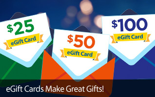 Horizon Hobby eGift Cards - The perfect gift for family and friends!