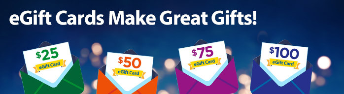 Horizon Hobby eGift Cards - Perfect for your family and friends!