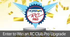 Enter to win a Free RC Club Pro Membership