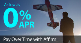 Easy monthly payments now available with Affirm