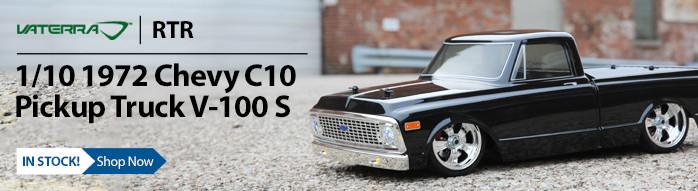 Vaterra 1972 Chevy C10 V-100 Pickup Truck RTR