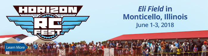 Learn more about the 2018 Horizon RC Fest Celebration