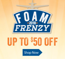 Foam Frenzy 2018 - Save up to $50 on select E-flite Bind-N-Fly foam airplanes