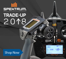 Get up to $40 off a new Spektrum transmitter when you trade in your old transmitter