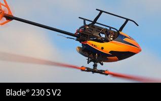 Blade 230 S V2 BNF Basic with SAFE Technology