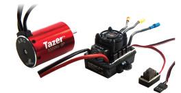 Tazer™ 3300Kv motor w/ESC combo V2 (DYNS0600)