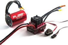 Fuze 3800Kv motor w/ESC combo (DYNS0706)