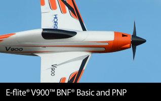 E-flite V900 High-Speed Sport RC Airplane