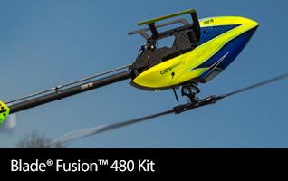 Blade Fusion 480 Kit