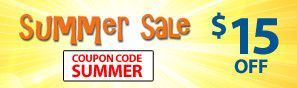 Blade Summer Sale - Save $15 with code SUMMER - Click to see more details