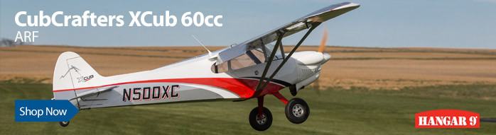 RC Airplanes - Almost Ready-to-Fly (ARF) | Horizon Hobby by - Hangar