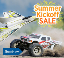 Summer Kick Off Sale - Instantly save up to $50 on select RC products