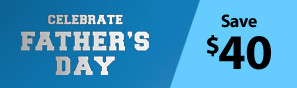 Father's Day Sale - Instantly save $40 on select RC products through 6/17 - Click to see more deals