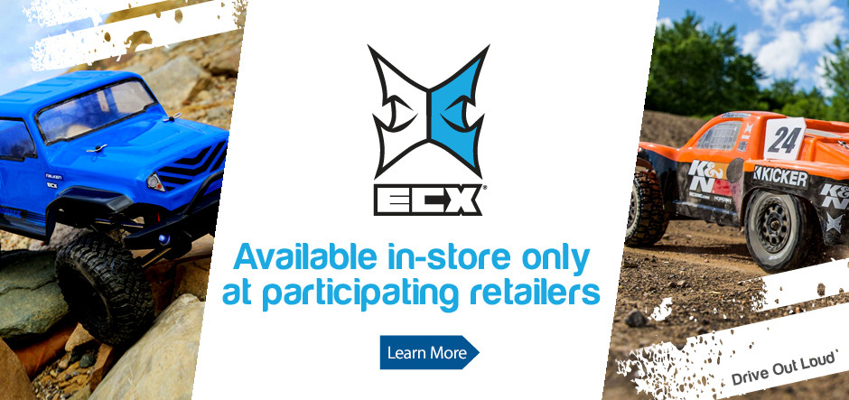 ECX In Store Only