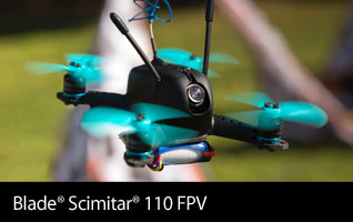 Blade Scimitar 110 FPV BNF Basic