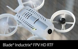 Blade Inductrix FPV HD RTF Drone