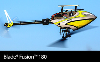 Blade Fusion 180 BNF Basic