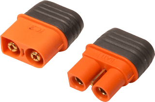 IC3 & IC5 Connectors (male and female)