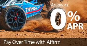 Rates as low as 0% APR financing with Affirm through August 16