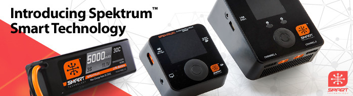 Shop All Spektrum Smart Technology Products
