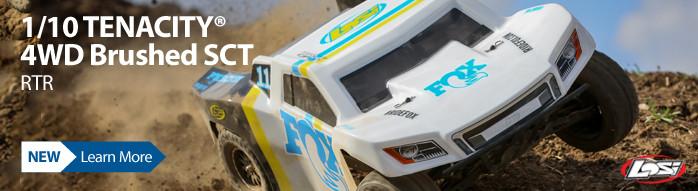 New! 1/10 Losi Tenacity SCT 4WD RTR