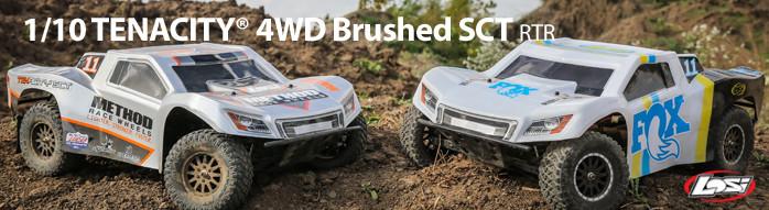 Losi 1/10 Tenacity 4WD Brushed SCT RTR